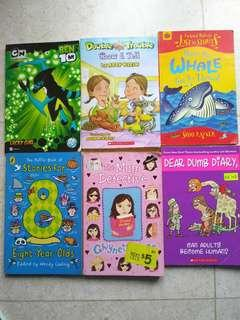 Children Stories for 8-10 Year Olds