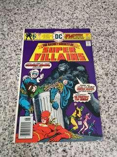 😍 Secret Society of Super Heroes #1 DC comic