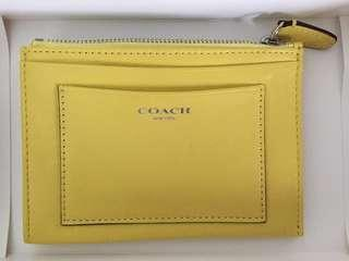 Authentic Coach Wristlet (100% Brand New!)