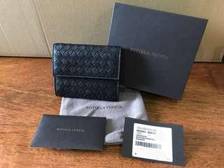 🚚 BNIB Bottega Veneta Wallet in Black