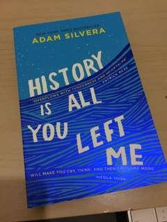 (Fiction) History is all you left me