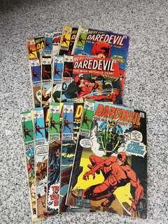 😍 Silver Age Daredevil Marvel Comics