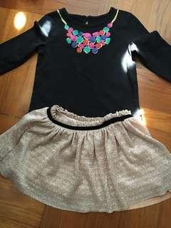 Kate Spade 女童套裝