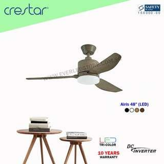 "Crestar Airis 3BL 48"" with LED"