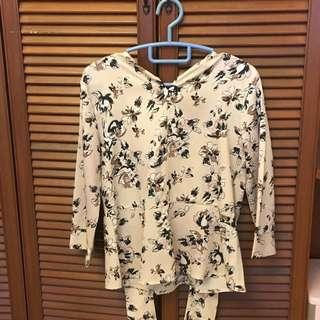Floral Blouse [FREE SHIPPING]