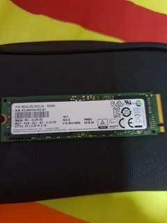 Samsung SSD 512gb