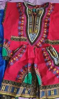 Dashiki etnic lombok.