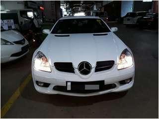 Mercedes-Benz undefined SLK200 Auto