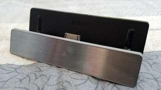 PSV1000主機充電座+3.5MM聲音輸出座充