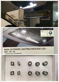 BMW Original Interior Lights