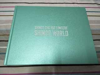 🚚 SHINee/首場演唱會寫真書