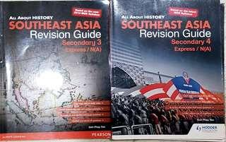 Pure history guidebooks!!