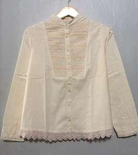 NC Lace Pastel Shirt