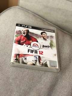 FIFA 12 ps3 (Used)