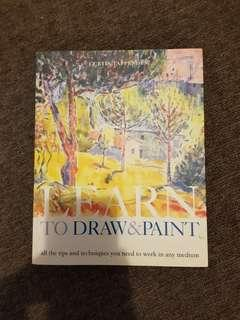 Learn to draw and paint