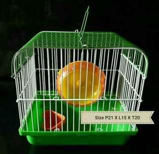 kandang hamster jeruji