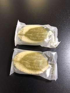 (包郵) L'occitane Verbena soap 馬鞭草皂