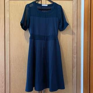Dressabelle teal dress