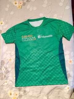 (Sold) Running Shirt Dri Fit size M