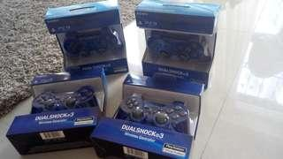 Brand New Wireless Controllers for Playstation 3, PS3