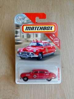 Matchbox '51 Hudson Hornet Chief