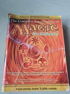 The Complete Encyclopedia of Magic The Gathering