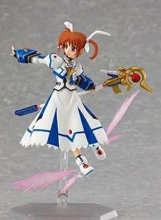 Figma Nanoha Takamichi Magical Girl