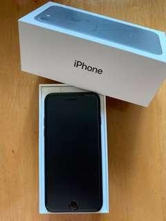 Apple iPhone 7, Matte Black, 128GB