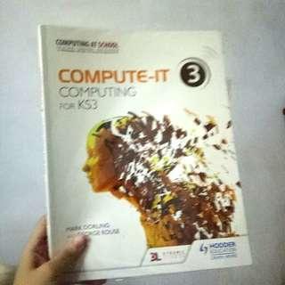 Buku komputer computer book compute it vol.3 pearson edition