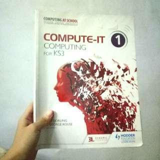 Buku komputer computer book compute it vol 1
