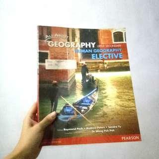Buku geografi geography human elective pearson