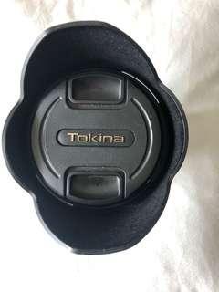 Tokina 12-24 wide angle lens