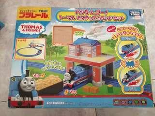已開 齊件 Thomas 絕版火車 兒童節禮物首選