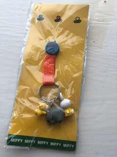 Miffy phone strap (Miffy電話繩)