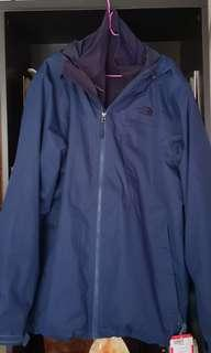 Northface Triclimate Jacket (Asian fit)