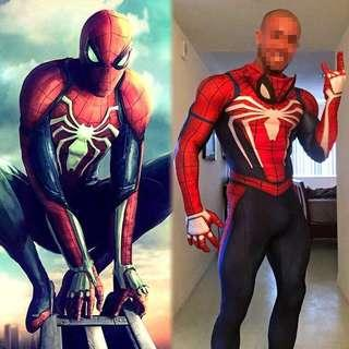 Marvel's Spider-Man Suit Cosplay Costume