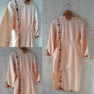 Dress/Gamis Peach