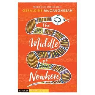 @(Brand New) The Middle of Nowhere  [Usborne Modern Classics]  By: Geraldine McCaughrean   [Paperback]