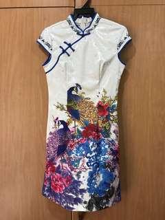 Cheong sam Chinese dress