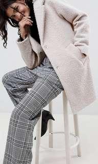 ASOS Design Cocoon Coat