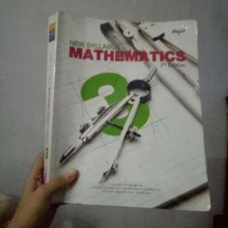 Buku pelajaran matematika inggris