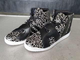 50ece6b738dd Adidas Jeremy Scott Giraffe Print Sneaker Shoe