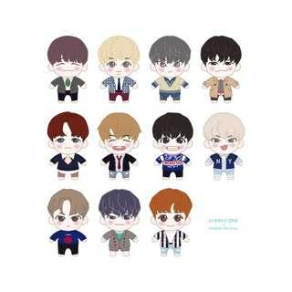 WANNA ONE × Character Doll