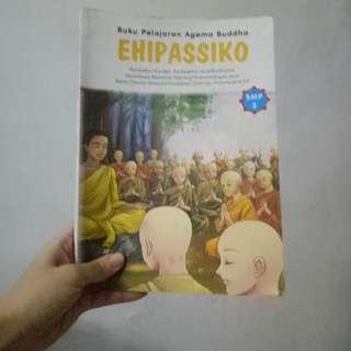 Buku pelajaran agama ehipassiko
