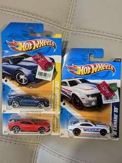 Hotwheels Camaro SS ZL1
