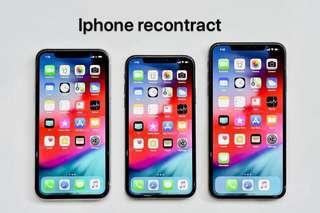 Iphone recontract cost