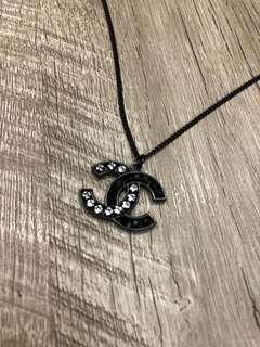 Chanel Necklace CC Logo 頸鏈
