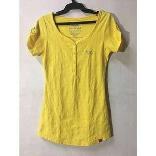 Jag Jeans Yellow Top
