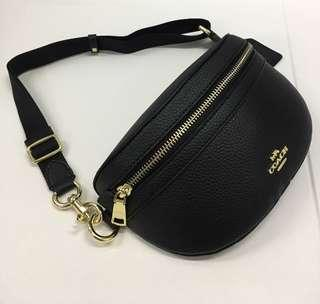 SALE Authentic Coach Belt Bag