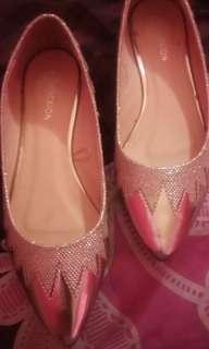 Flat shoes glamz